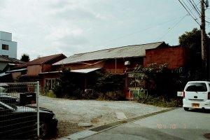 森栄堂の工場写真