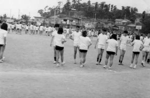 Sports day at 6chu-4