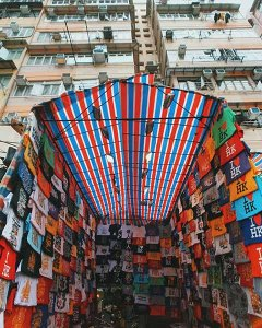 香港のお店