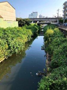 river view at Mabashi