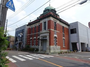 三菱銀行佐原支店旧本館