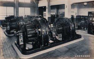 金町変電区機械室